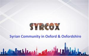 Syrian Community Oxfordshire